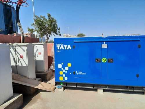 25 kVA Tata Silent Diesel Generator
