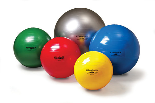 Theraband Exercise And Stability Ball Standard