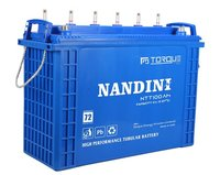 NANDINI 100Ah Tall Tubular Battery