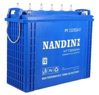 NANDINI NTT 200Ah Tall Tubular Battery