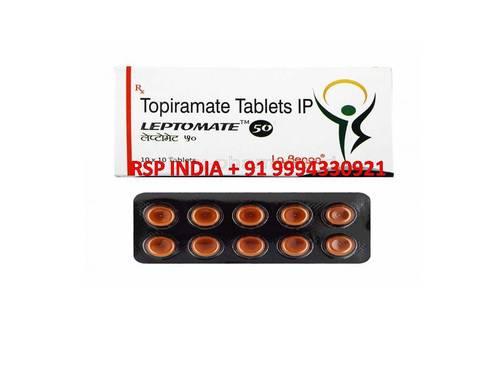 Leptomate 50mg Tablets