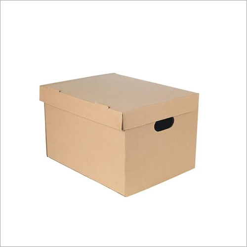 Document Storage Corrugated Boxes