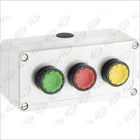 Three Way Push Button Unit