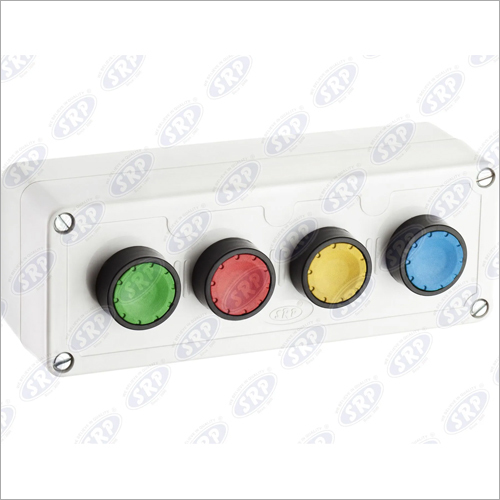 Four Way Push Button Unit