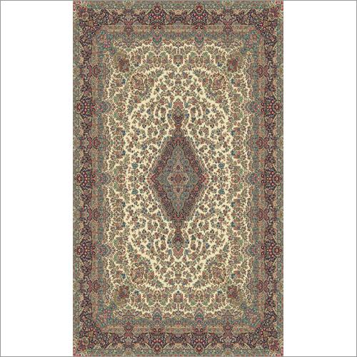Cream Acrylic Carpet