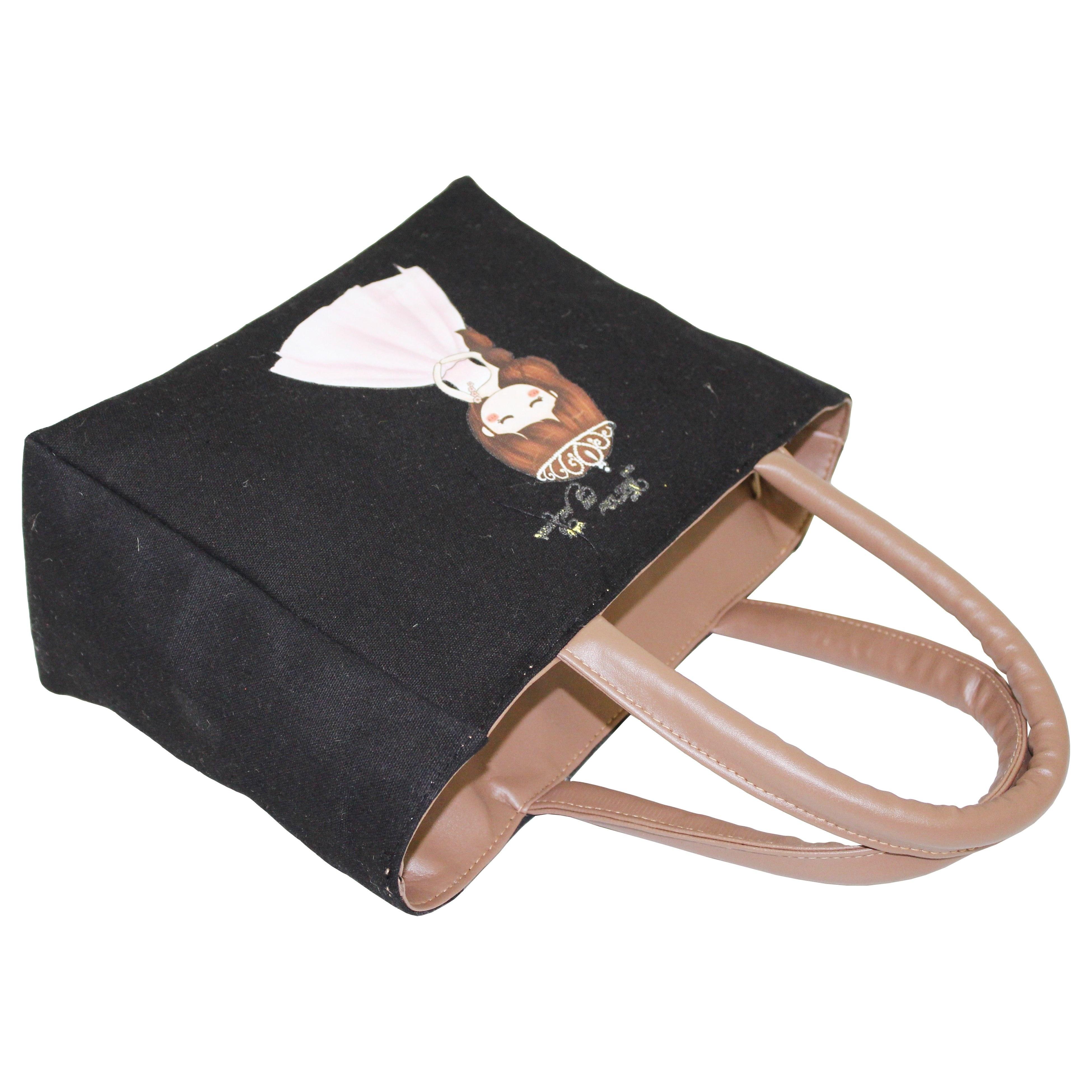 12 Oz Dyed Eva Padding Canvas Tote Bag
