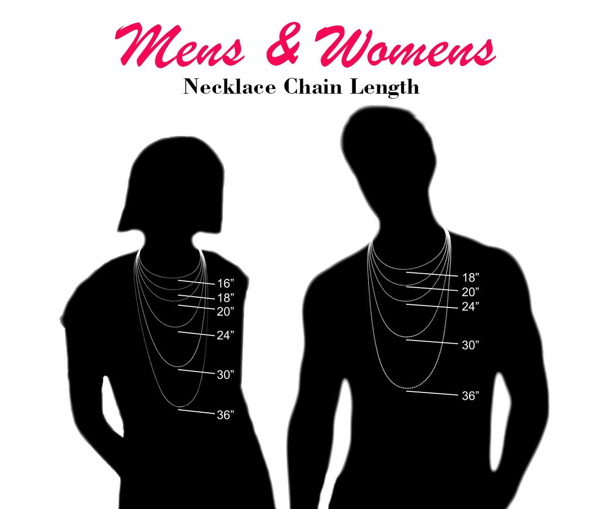 18k Micro Gold plated Men & Women chain (18 Inch)