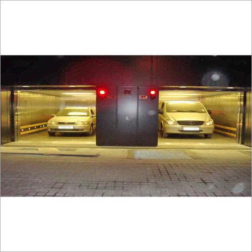 Car Showroom Elevator