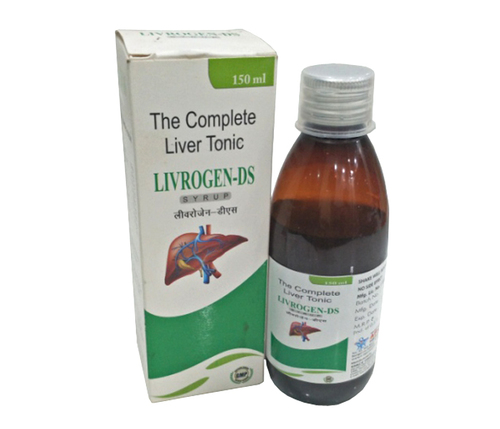 150ml Livogen DS Syrup