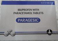 Parafen Forte (Paracetamol With Ibuprofen Tablets)