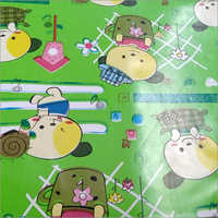 Cartoon Print Table Cover