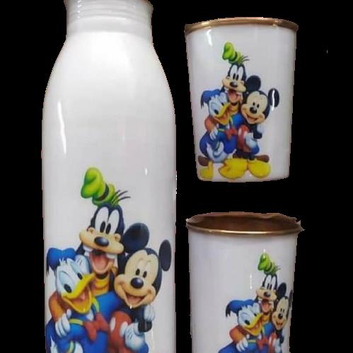 Disney Printed Copper Bottles