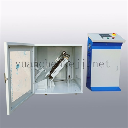 Machine for Testing Safety Glass for Impact Resistance