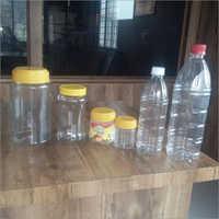 Pet bottle and Jar Making Machine