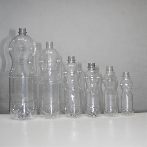 Soda Bottle Making Machine