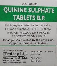 Glaquine -200 (Quinine Sulfate Tablets Usp 200 Mg)