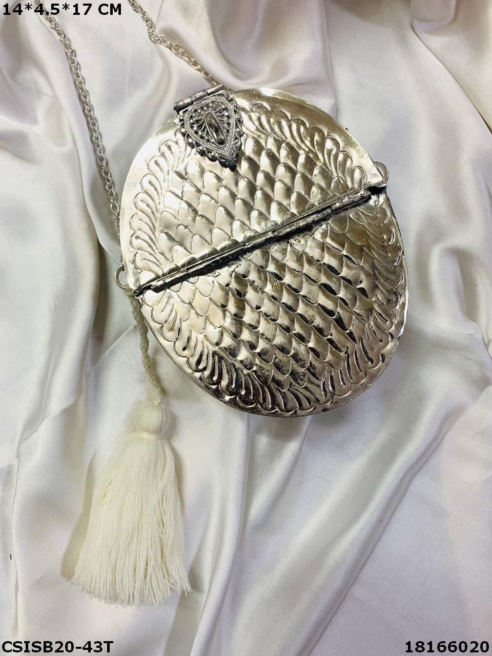 Stylish Brass Clutches