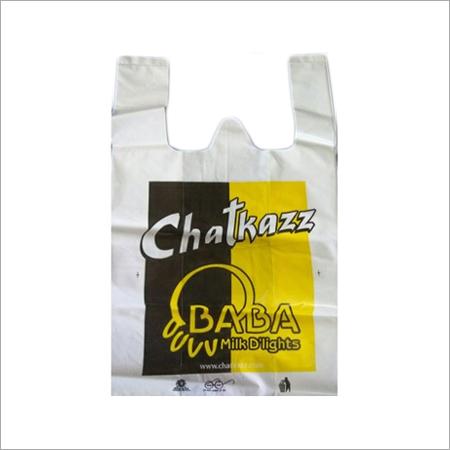 Plastic LDPE Pick Up Bag