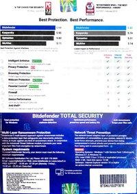 BitDefender Total Security 2020 1 user 2 Years