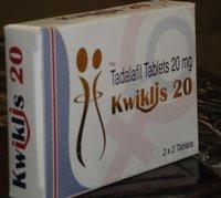 Kwiklis -20 Tablets (Tadalafil Tablets 20 Mg)