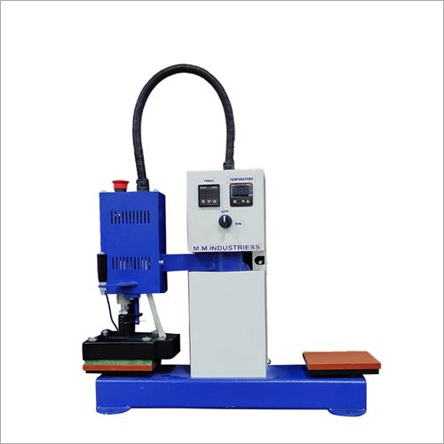 Double Bed Air Fusing Machine