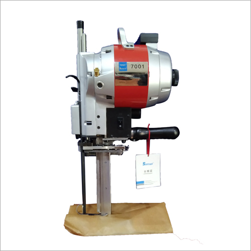 Toniy 750W Lay Cloth Cutting Machine