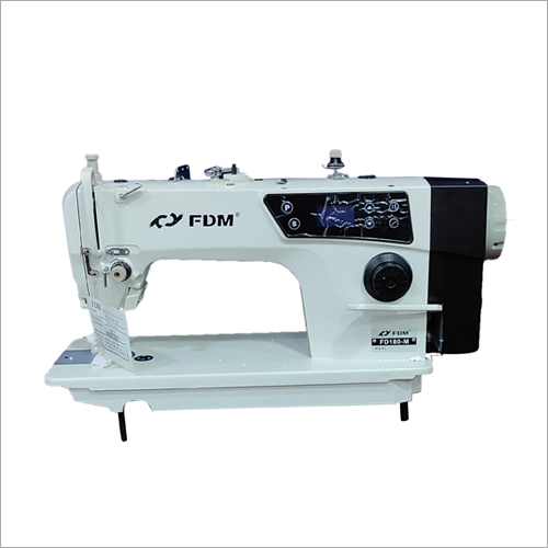 FDM Direct Drive Single Needle Lock Stitching Machine