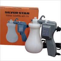 Silver Star Textile Cleaning Gun