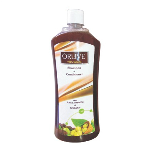 Amla Areetha And Shikakai Hair Shampoo With Conditioner