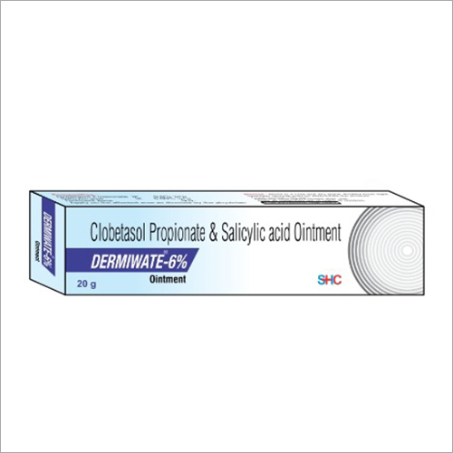 Clobetasol Propionate And Salicylic Acid Ointment