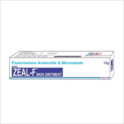 15 GM Fluocinolone Acetonide And Miconazole Ointment