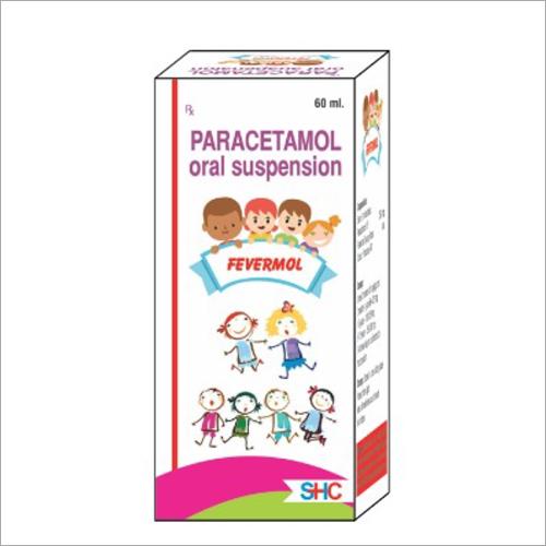 60 ML Paracetamol Oral Syrup
