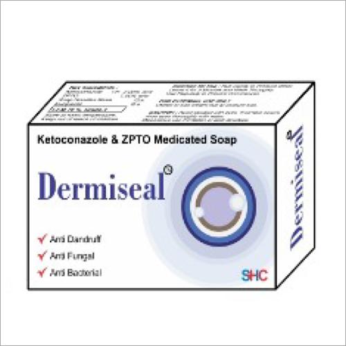 Ketoconazole And ZPTO Medicated Soap