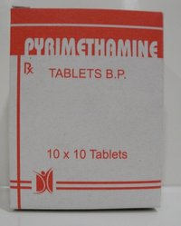 Pyrimethamine  And Suphadoxine Tablets Ip