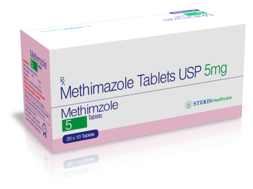 Methimazole 5 Mg
