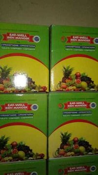 Eat Well (Bien Manger) / Cyproheptadine Tablets Bp 4 Mg