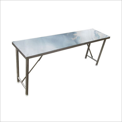 SS Folding Table