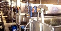 Open Width Cum Rope Multi Chamber Washing Range