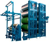 Vertical Drying Range Multi Cylinder With Mangle