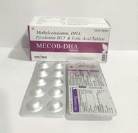 Methylcobalamin Dha Hcl Folic Acid Tab Available In Pcd Pharma Franchise