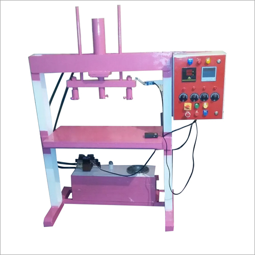 Double Cylinder Bowl Making Machine