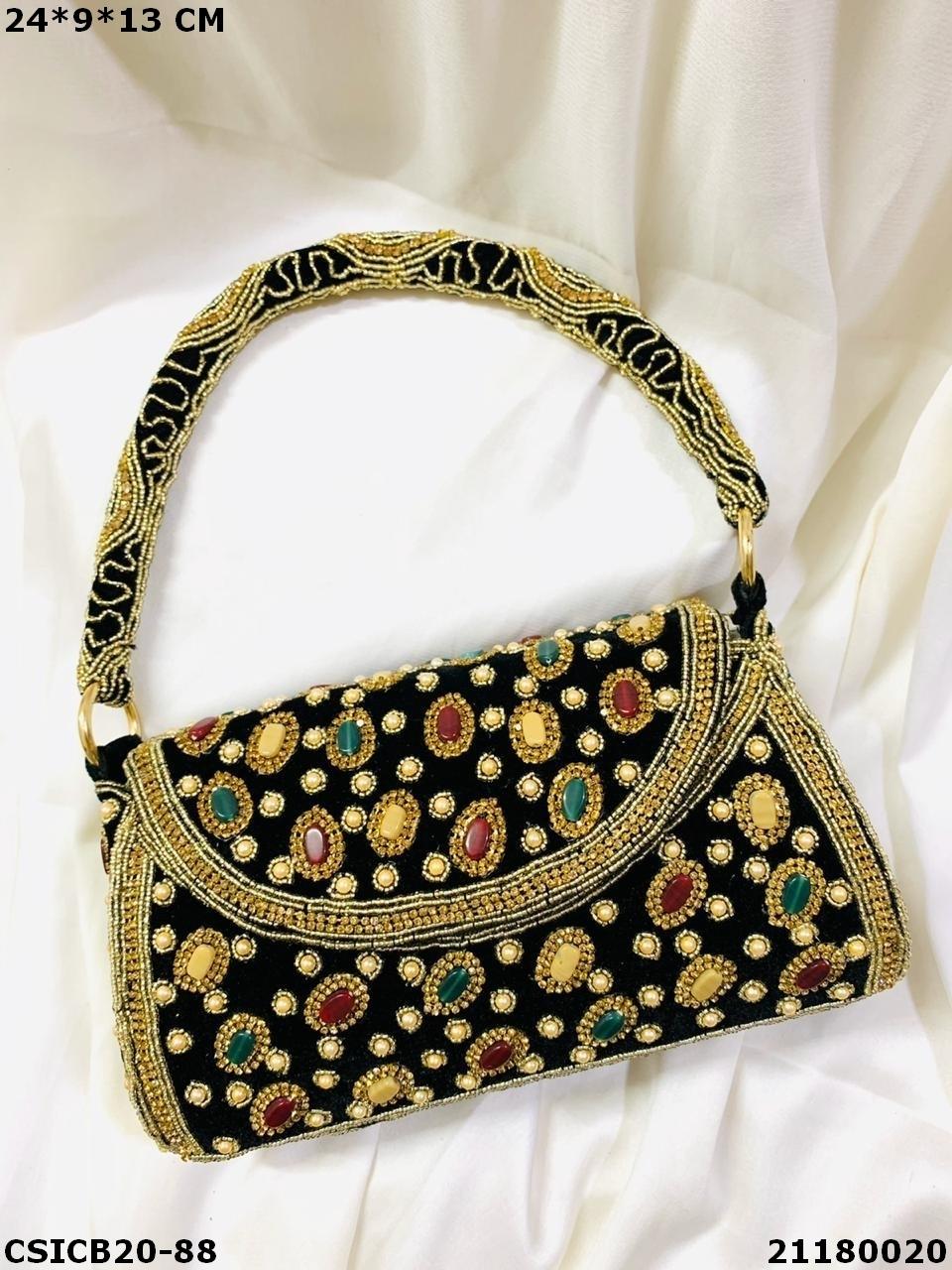 Bridal Ladies Clutch Bag