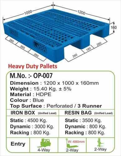 Heavy Duty Pallet