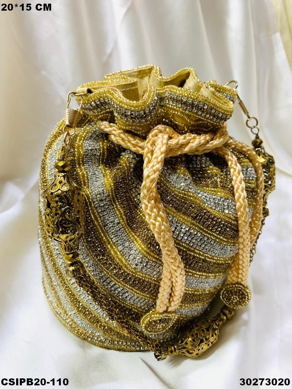 Embroided Potli Bags