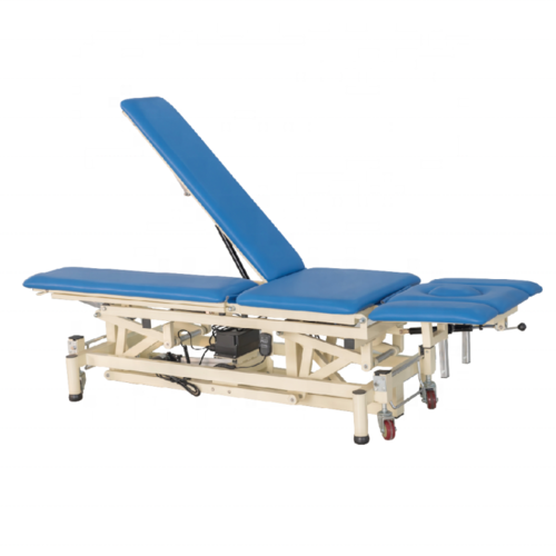 Treatment Table 6 Section Electrically