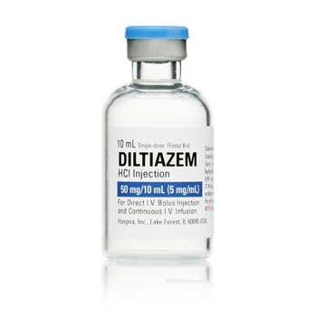 Diltiazem Hcl Injection