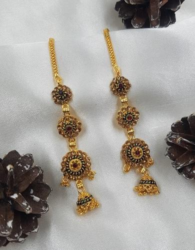 Gold Ear Chain