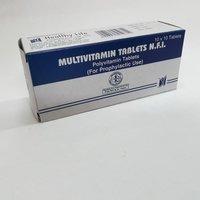 Multivitamin Tablets (For Prophylactic Use)