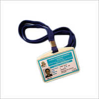 Plastic School ID Card