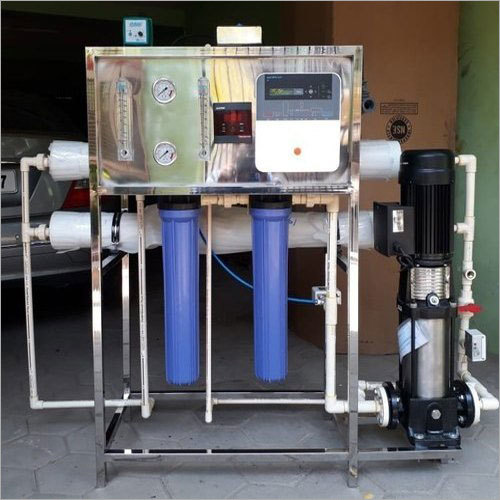 Mineral Water Purifier Plant